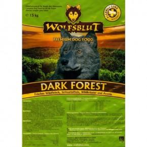 Wolfsblut Dark Forest 7,5 kg oder 15 kg (SPARTIPP: unsere Staffelpreise)