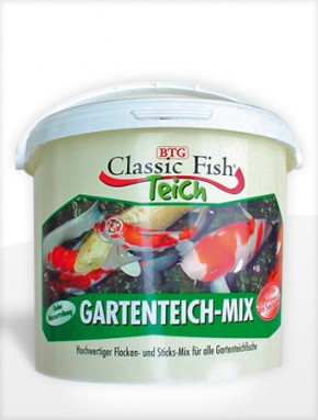 Classic Fish Gartenteich-Mix 5.000 ml (Eimer)