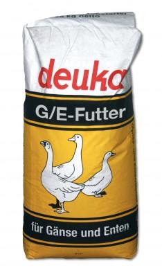 deuka Gänse- und Enten Reife- und Mastfutter 25 kg