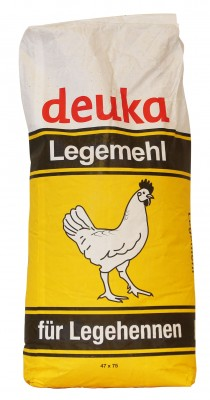 deuka Legemehl in Pelletform 25 kg