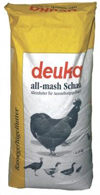 deuka all mash Schau 25 kg