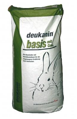 deukanin basis pellets mit Kokzidiostatikum 25 kg