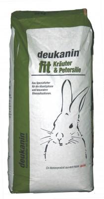 deukanin fit Kräuter und Petersilie 25 kg