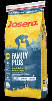 Josera Family Plus 4 kg oder 15 kg (SPARTIPP: unsere Staffelpreise)