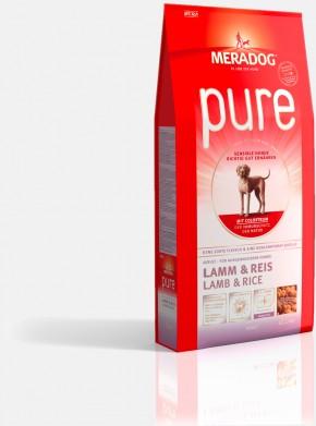Mera Dog Pure Lamm & Reis 4 kg oder 12,5 kg (Angebotspreis)